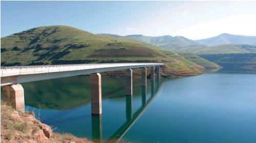Lesotho Dam